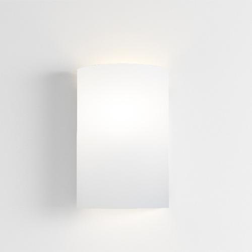 Applique lampada da parete Decolight bianca