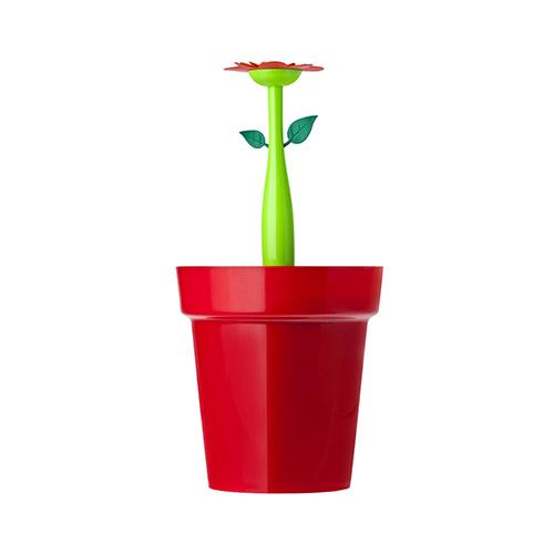 Cestino pattumiera Flower Power