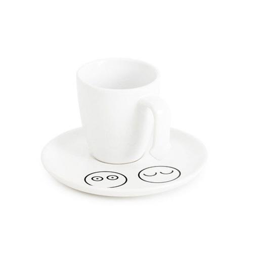 Set 4 tazzine Espresso Caffè