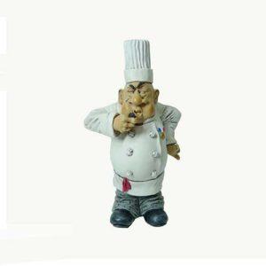 statuina cuoco chef