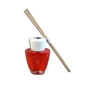Vaso diffusore a bastoncini da 250 ml mandarino