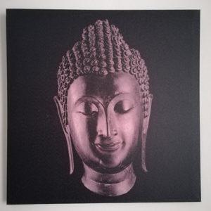 Quadro stampa su tela Buddha