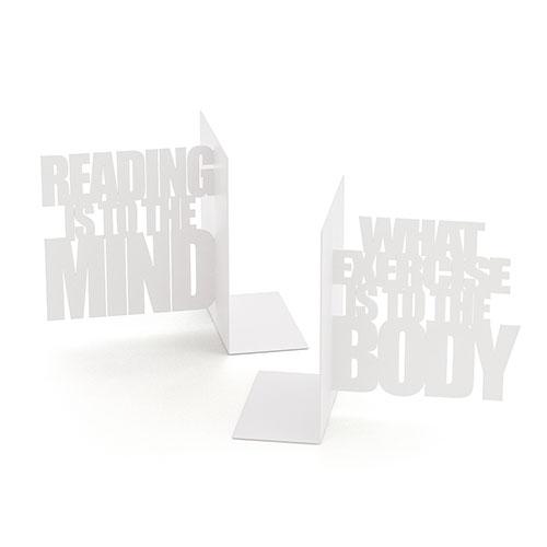 Fermalibri Mind Exercise bianco