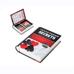 Set Poker Secret in scatola di latta