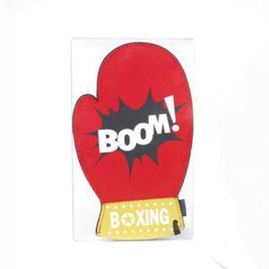 Guanto forno BOOM a forma di guantone di boxe