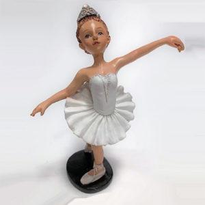 Statuina, caricatura mestiere, professione Ballerina Danza Classica