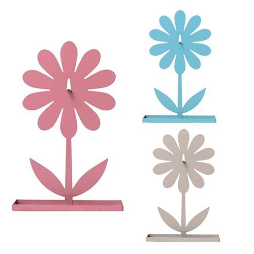 Portazampirone Fiore in metallo