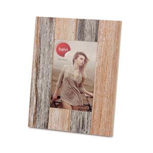 Portafoto Malibu da tavolo 10 x 15 in legno Balvi
