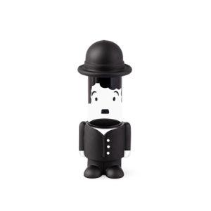 Porta stuzzicadenti porta sale e porta pepe Charlie Chaplin Balvi
