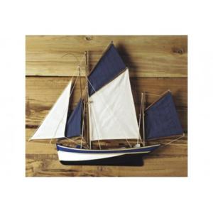 Mezzo scafo da parete Barca a vela