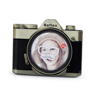 Portafoto Macchina Fotografica da tavolo 13 x 18 cm.