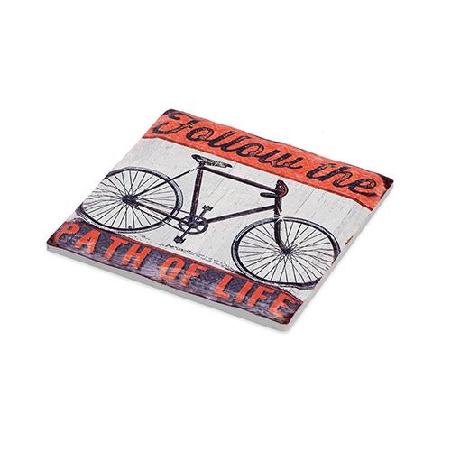 Sottobicchieri Vintage Bicicletta x 4