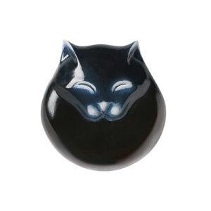 Evaporatore umidificatore per termosifone a forma di Gatto nero