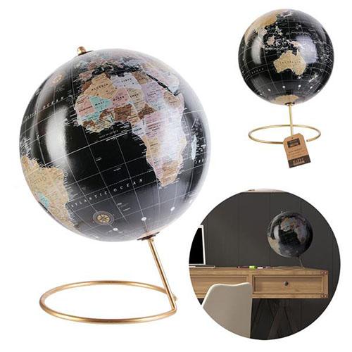 Mappamondo da tavolo diametro 29 cm.
