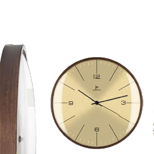 Orologio da parete in legno radiocontrollato