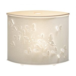 Lampada Farfalle da tavolo o da personalizzare completa di diffusore aroma