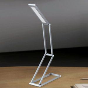 Lampada da tavolo Led snodabile dimmerabile ricaricabile